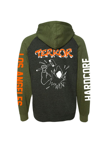 Terror - Return to Strength Hoodie - SHIPS FEBRUARY 16 - Merch Limited
