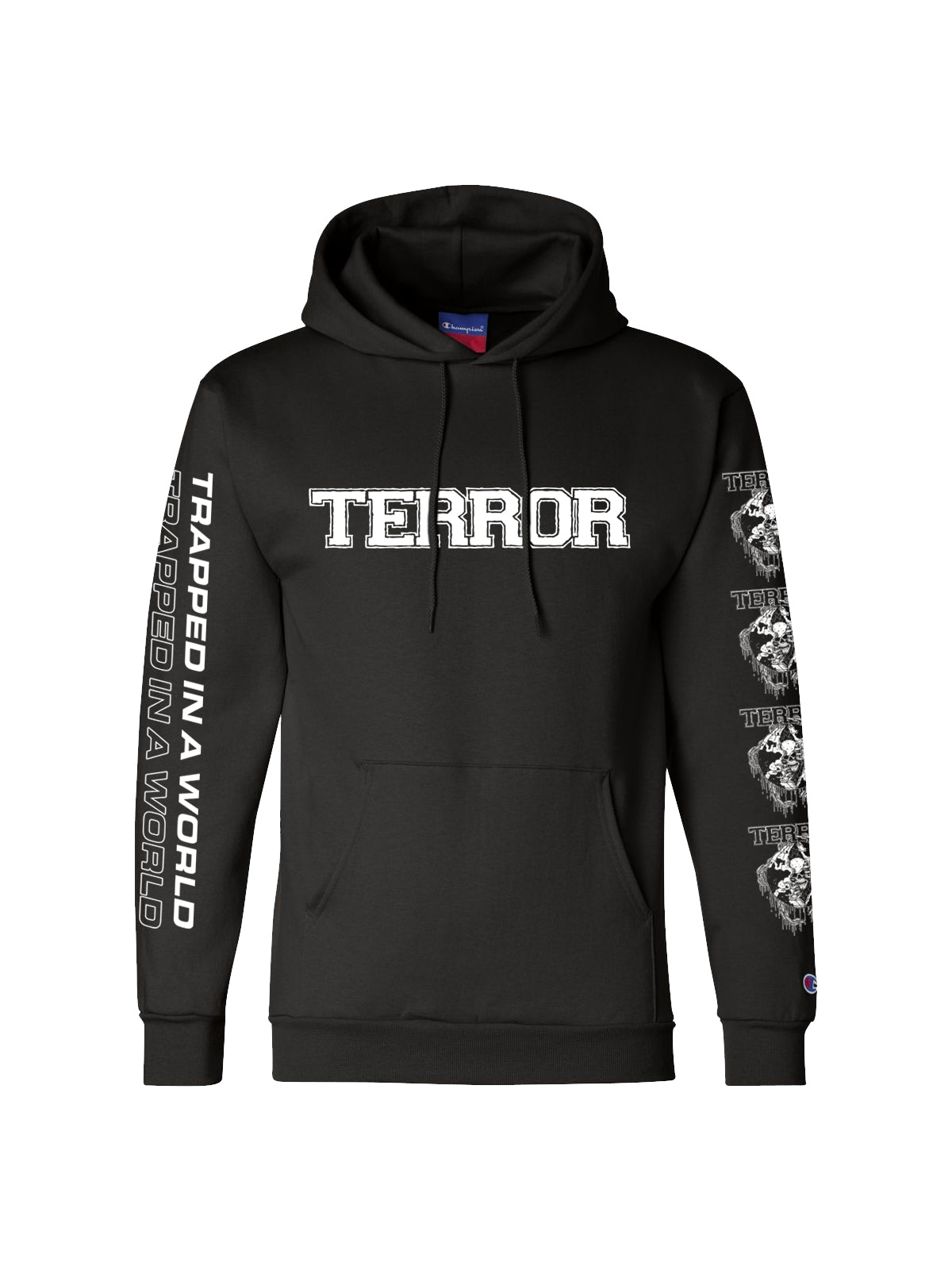 Terror - Trapped In A World Hoodie