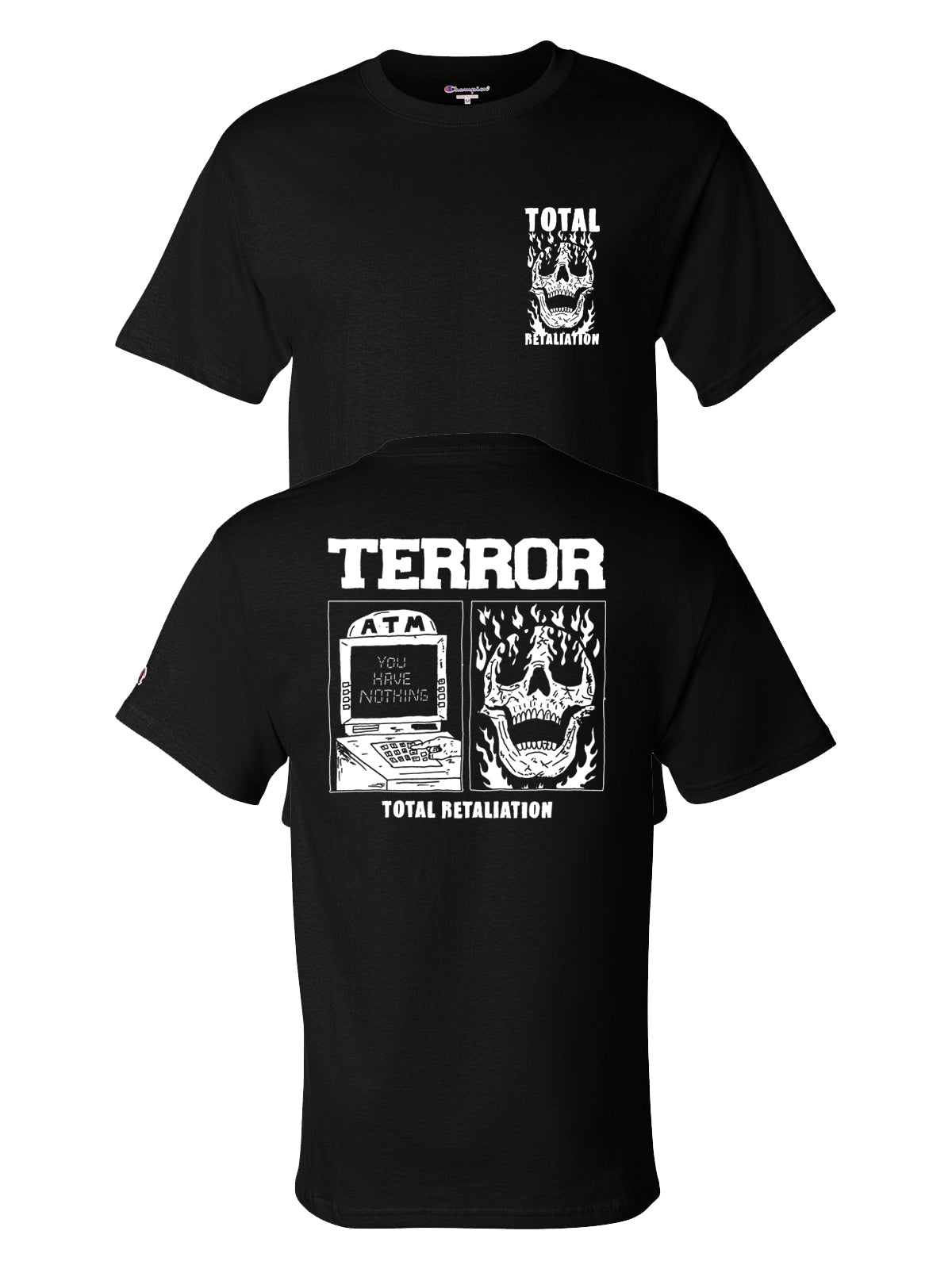 Terror - You Have Nothing - Merch Limited