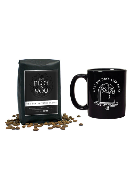 The Plot In You - Better Vibes Coffee Bundle - MerchLimited - 1