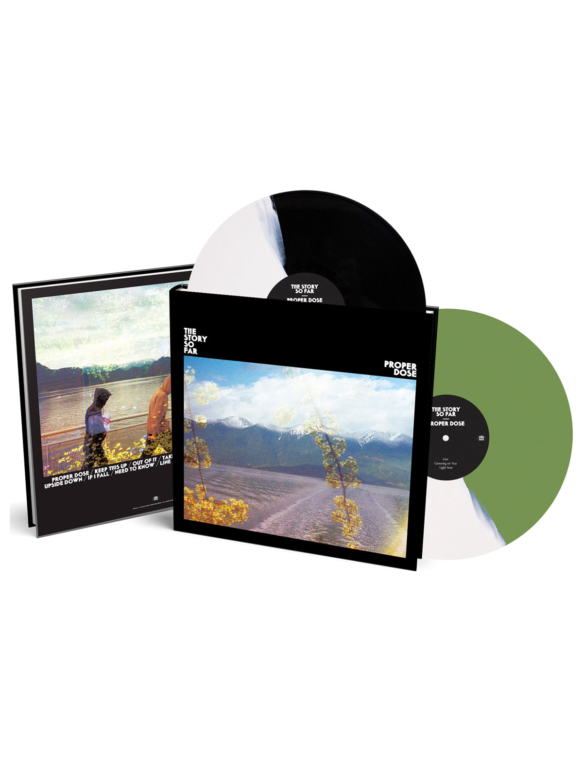 The Story so Far - Proper Dose Deluxe 2xLP - Merch Limited