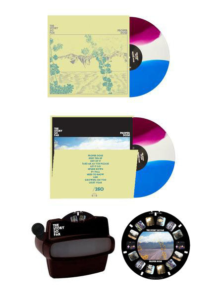 The Story so Far - Proper Dose Viewfinder Bundle - Merch Limited