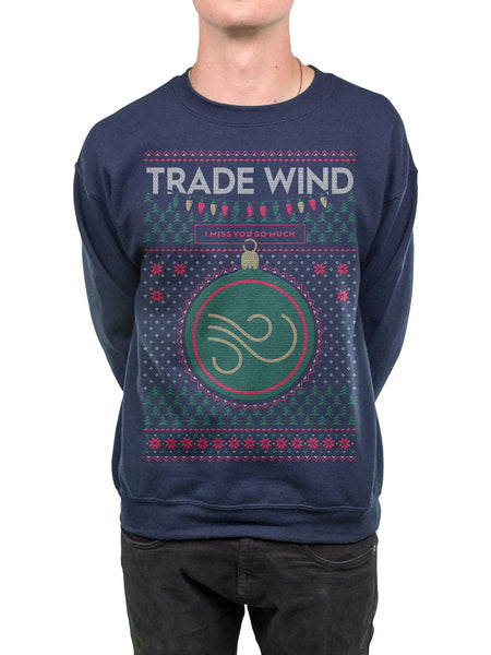 Trade Wind - 2016 Holiday Crewneck - MerchLimited - 1