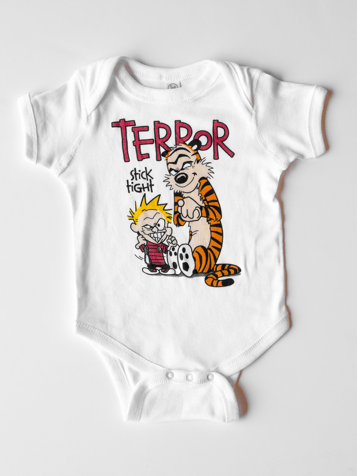 Terror - Stick Tight Onesie - MerchLimited - 1
