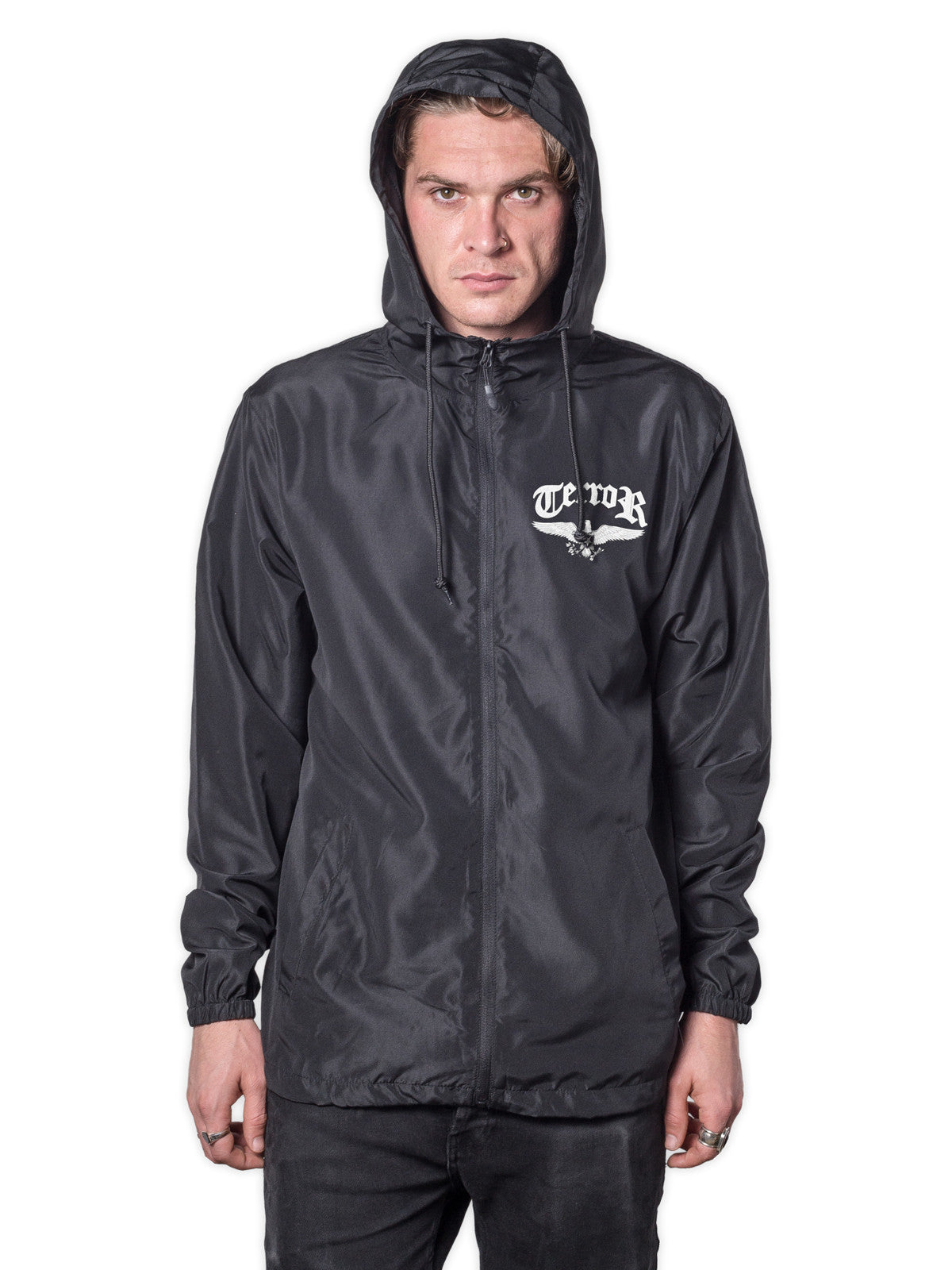 Terror - KOTF Zip-Up Windbreaker - Merch Limited