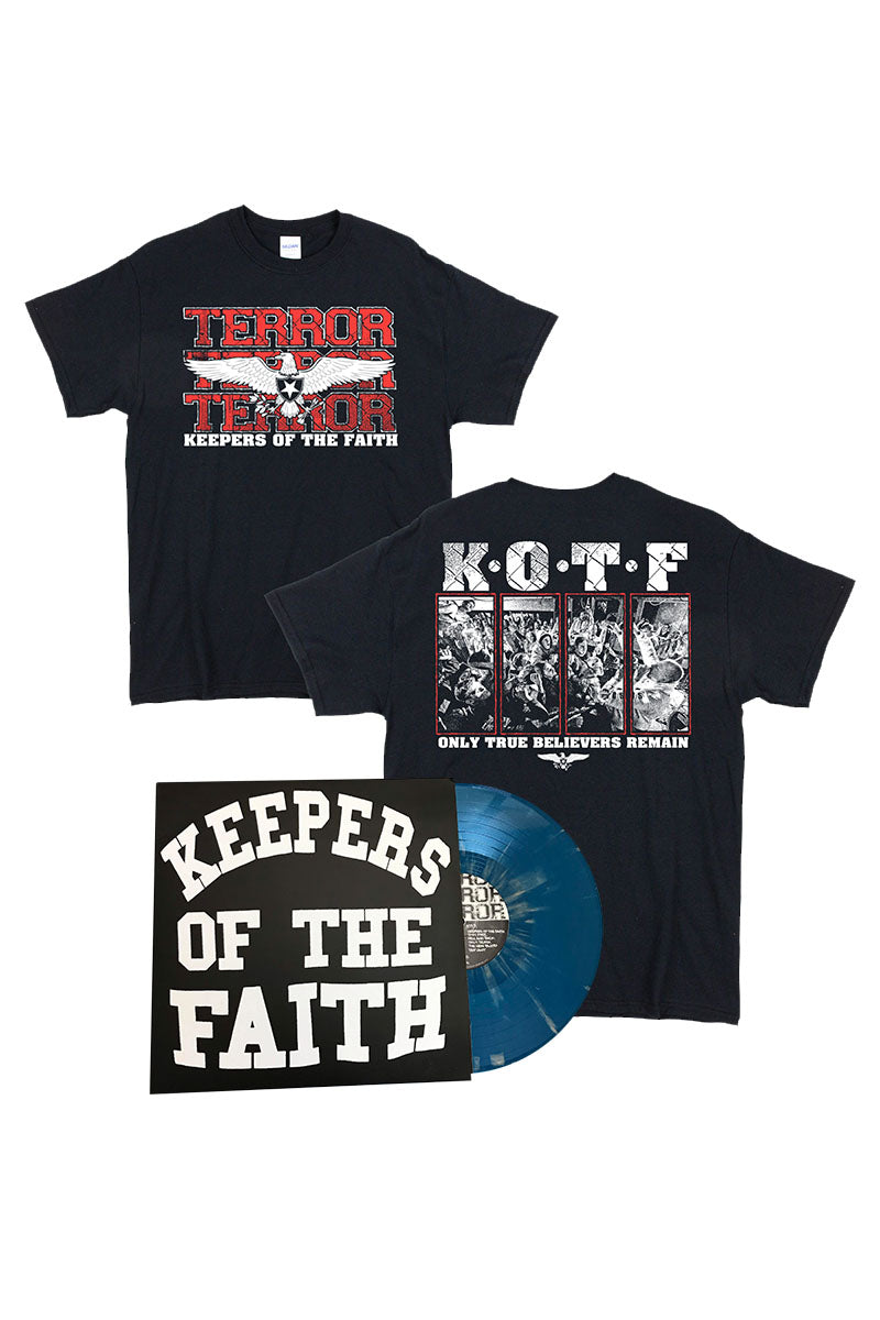 Terror - Keepers of the Faith Bundle - Merch Limited
