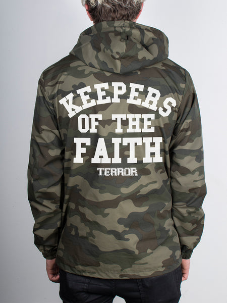 Terror - KOTF All Weather Camo Jacket
