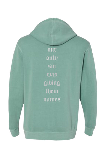 The Acacia Strain - It Comes In Waves Pigment Dyed Hoodie