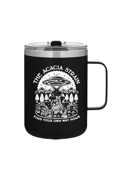 The Acacia Strain - Find Your Own Way Home Camping Mug - Merch Limited