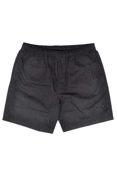 The Black Queen - Symbol Beach Shorts
