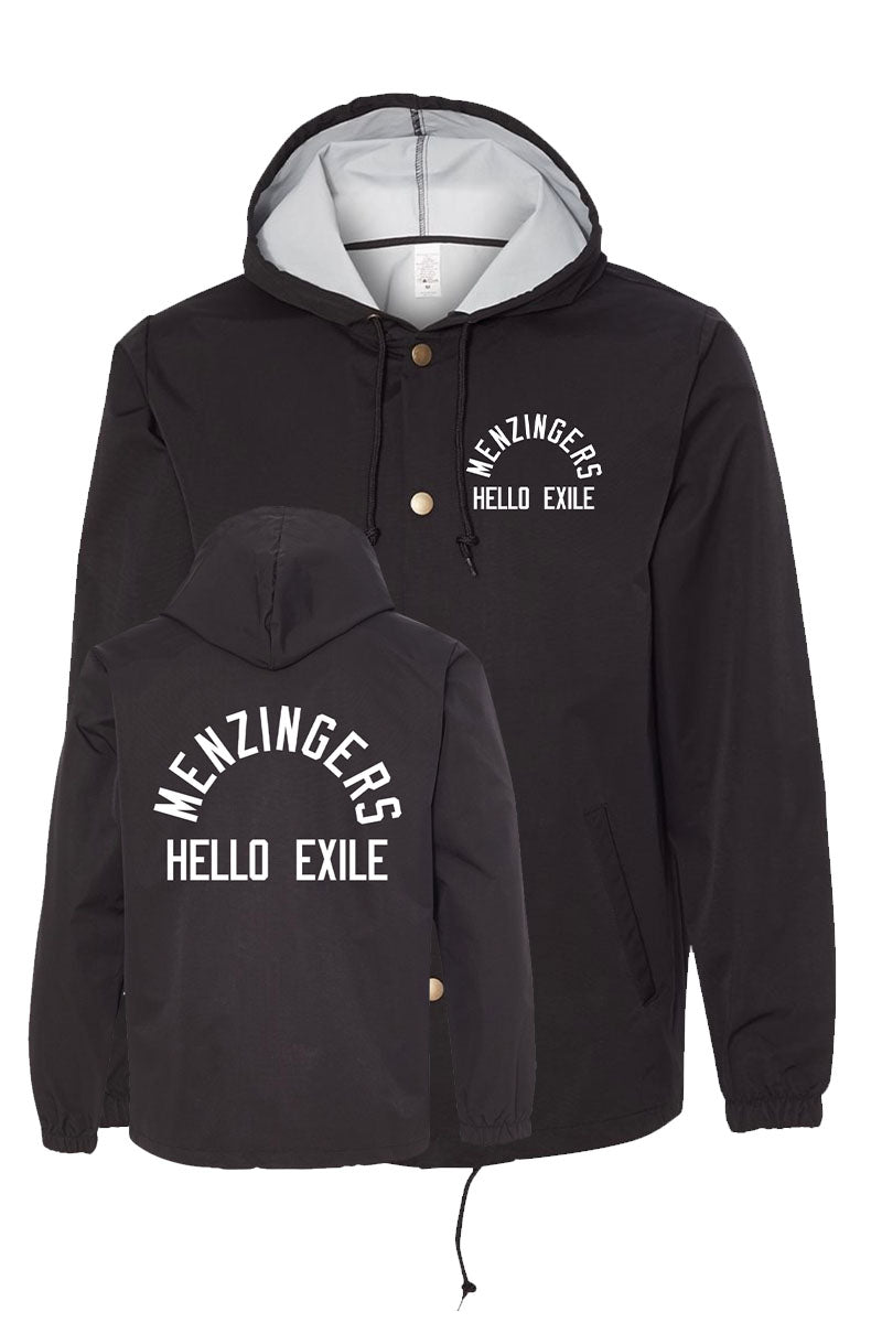 Menzingers - Hello Exile All Weather Jacket - Merch Limited