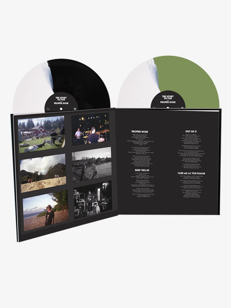 The Story so Far - Proper Dose Deluxe 2xLP and Hoodie