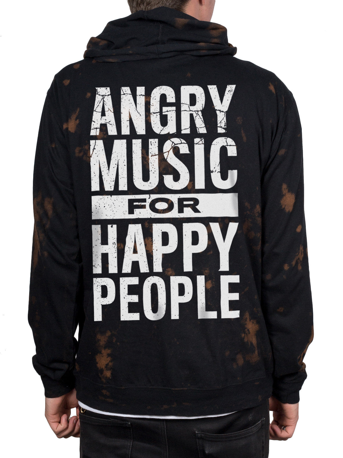 August Burns Red - Angry Music Beach Hoodie - Merch Limited