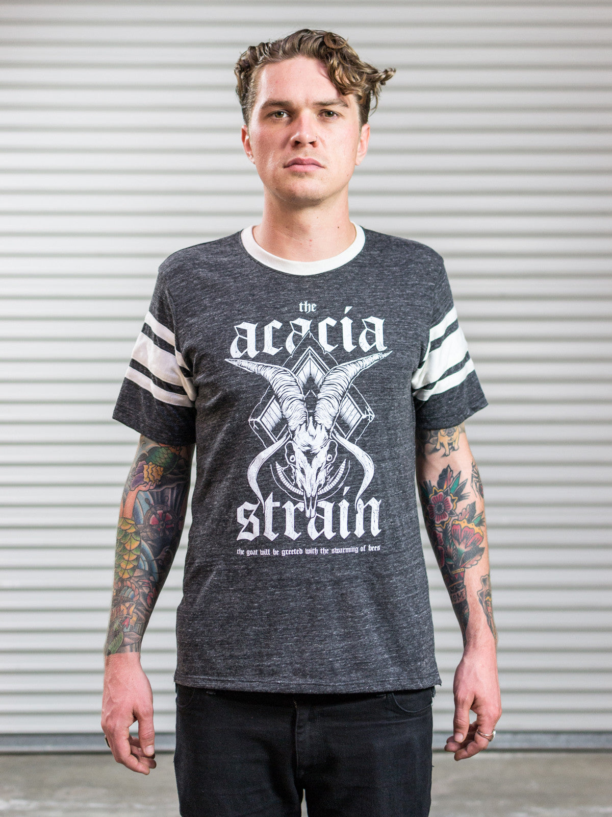 The Acacia Strain - Goat Shirt - MerchLimited - 1