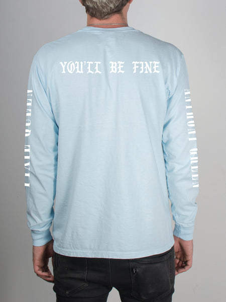 Anthony Green - You'll Be Fine Pigment Dyed Longsleeve
