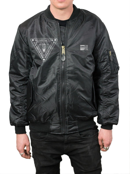 The Dillinger Escape Plan - Low Feels Bomber Jacket