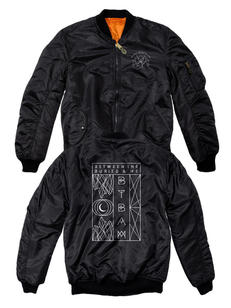 Between The Buried And Me - Bomber Jacket - Merch Limited