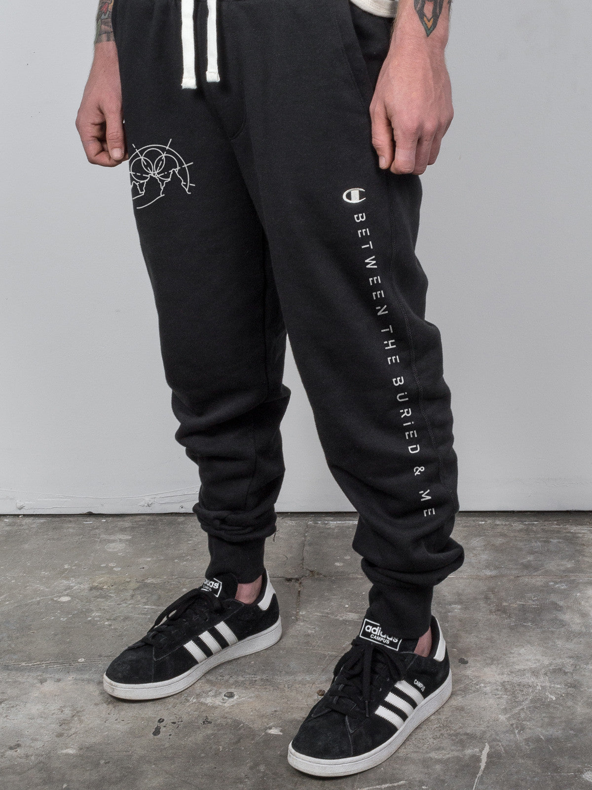 Between the Buried & Me - Champion Edition Joggers - Merch Limited