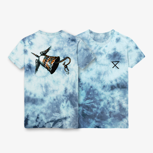 Circa Survive - Bell Shirt (Tie Dye) - Merch Limited
