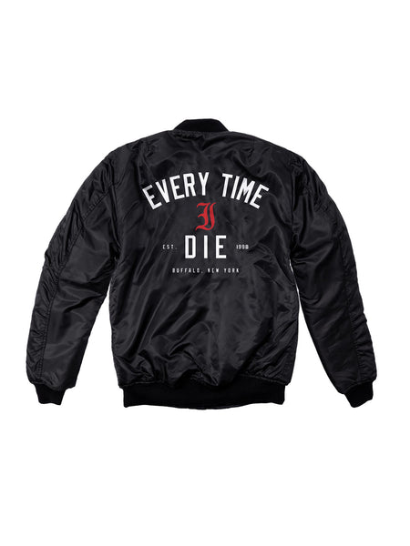 Every Time I Die - Bomber Jacket - Merch Limited