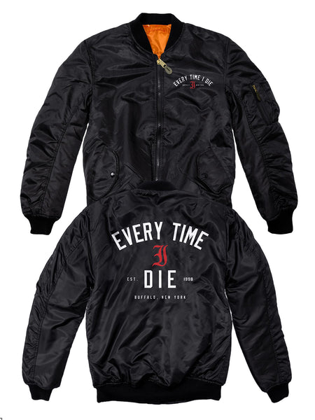 Every Time I Die - Bomber Jacket