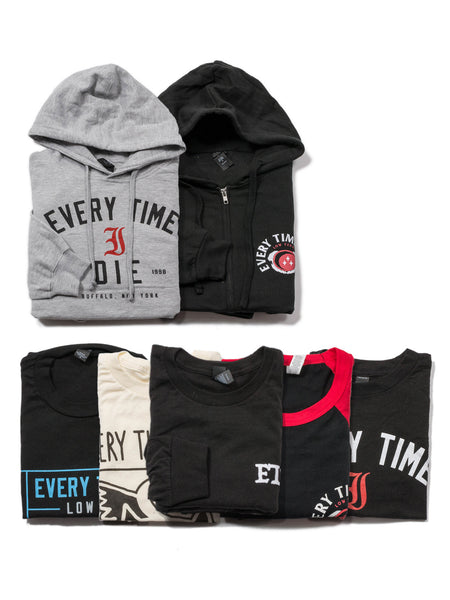 Every Time I Die - Tour Mystery Sale - Merch Limited