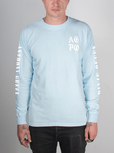 Anthony Green - You'll Be Fine Pigment Dyed Longsleeve - Merch Limited