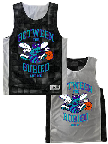 Between the Buried and Me - Reversible Basketball Jersey - Merch Limited