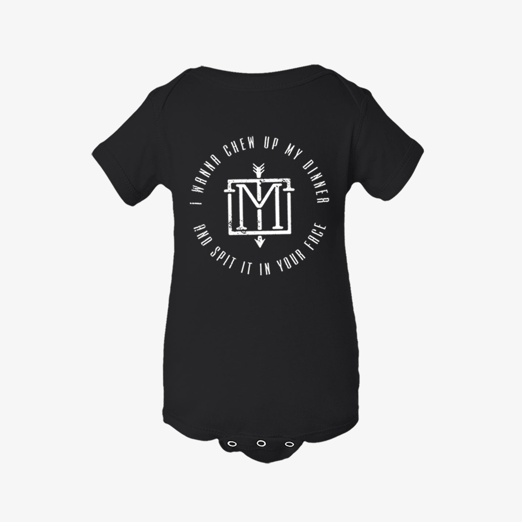 The Menzingers - Spit It In Your Face - Merch Limited