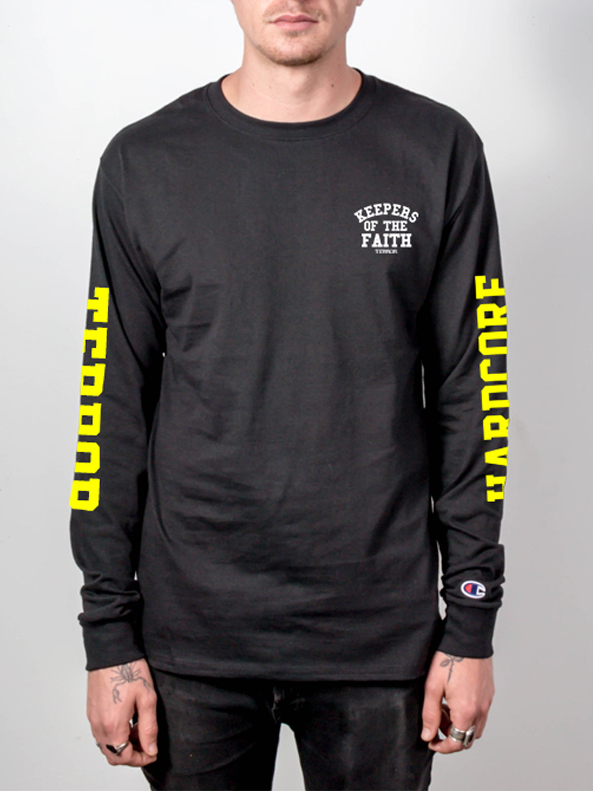 Terror - Generations Champion Longsleeve - Merch Limited