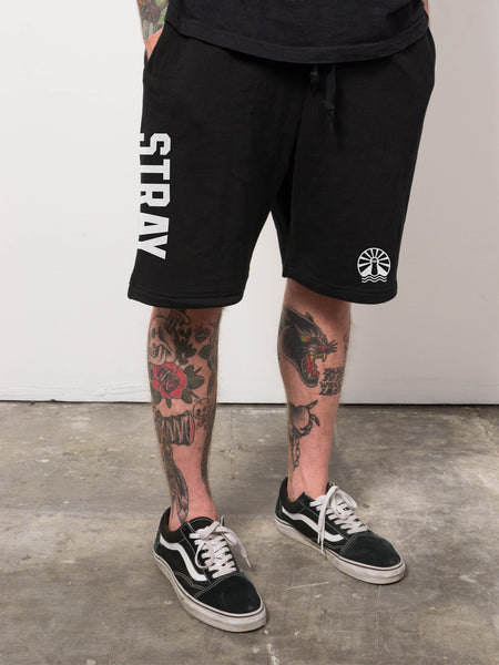 Stray From the Path - Fleece Shorts