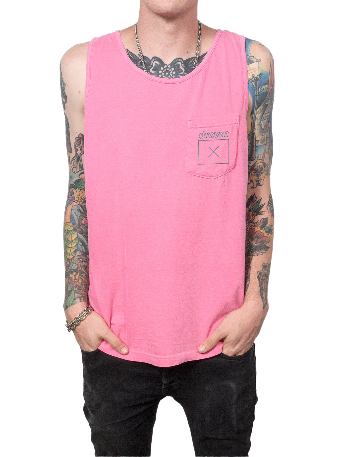 Counterparts - Drown Tank Top - Merch Limited