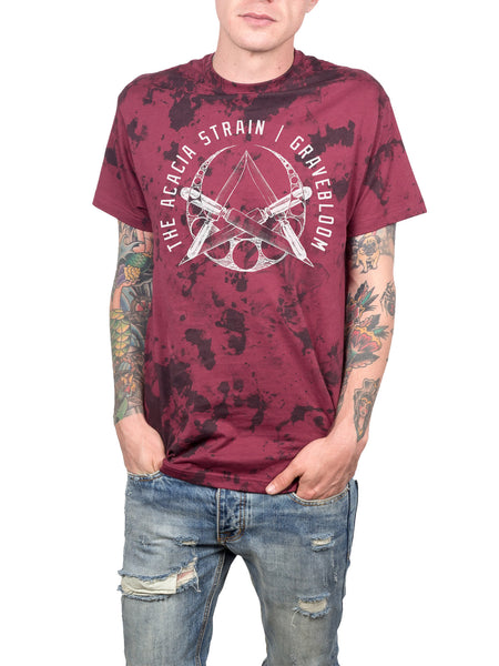 The Acacia Strain - Gravebloom Shirt & Album Download - Merch Limited