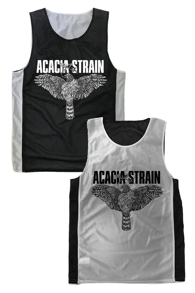 The Acacia Strain - Reversible Basketball Jersey - Merch Limited