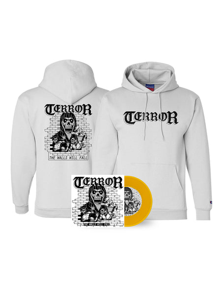 Terror - The Walls Will Fall Bundle - Merch Limited