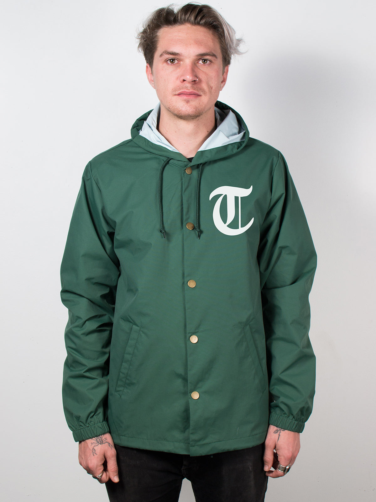 Terror - KOTF All Weather Jacket - Merch Limited