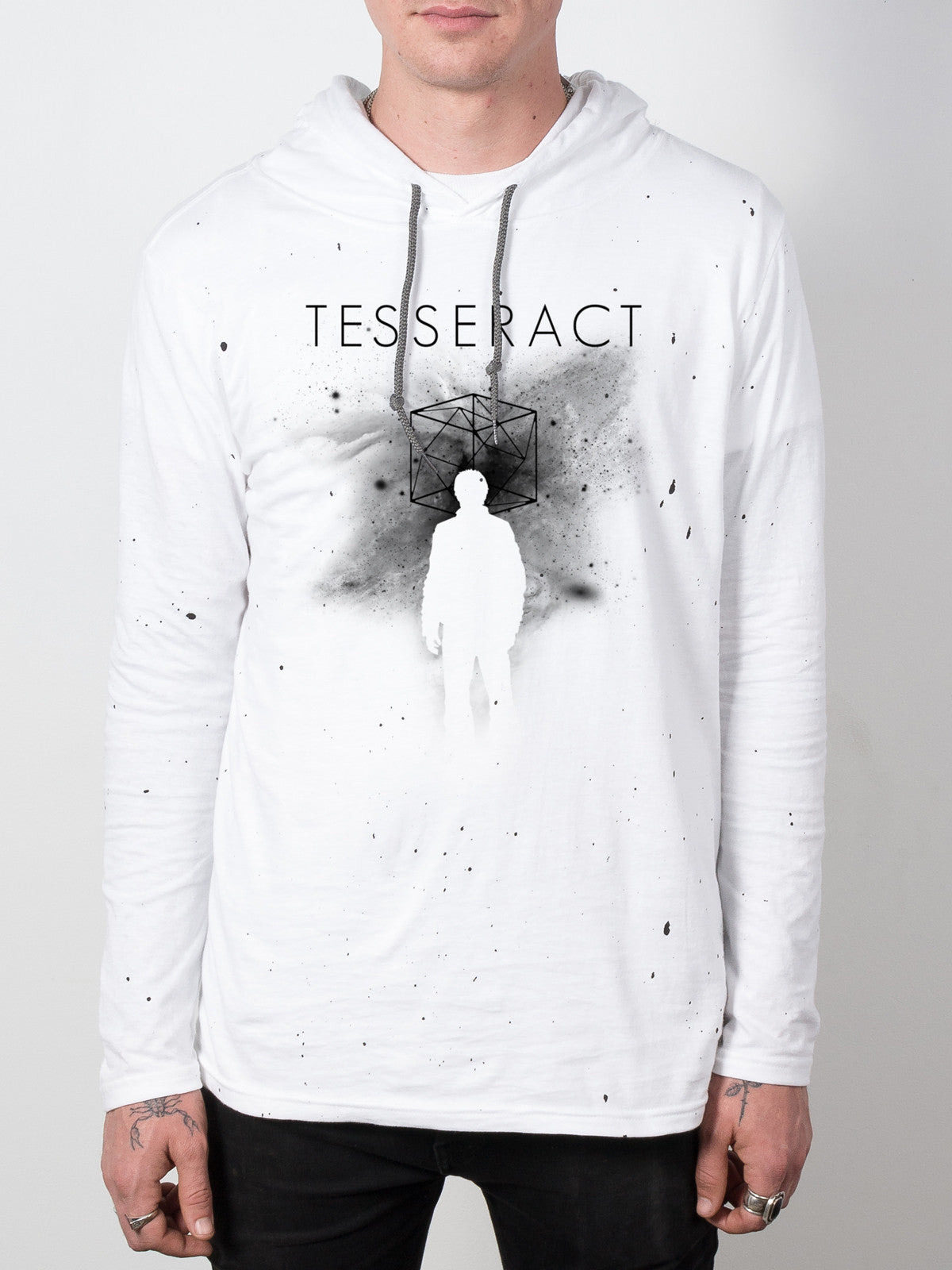 TesseracT - Beach Hoodie - Merch Limited