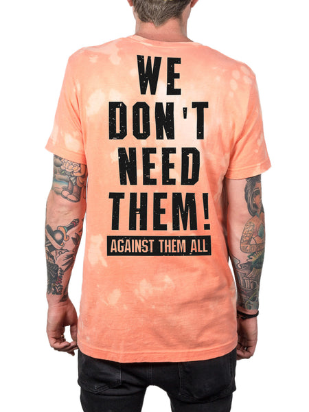 Stick To Your Guns - Against Them All Shirt (Limited to 100) - Merch Limited