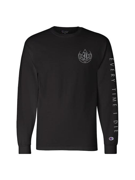 Every Time I Die - Joining A Cult Champion Longsleeve - Merch Limited