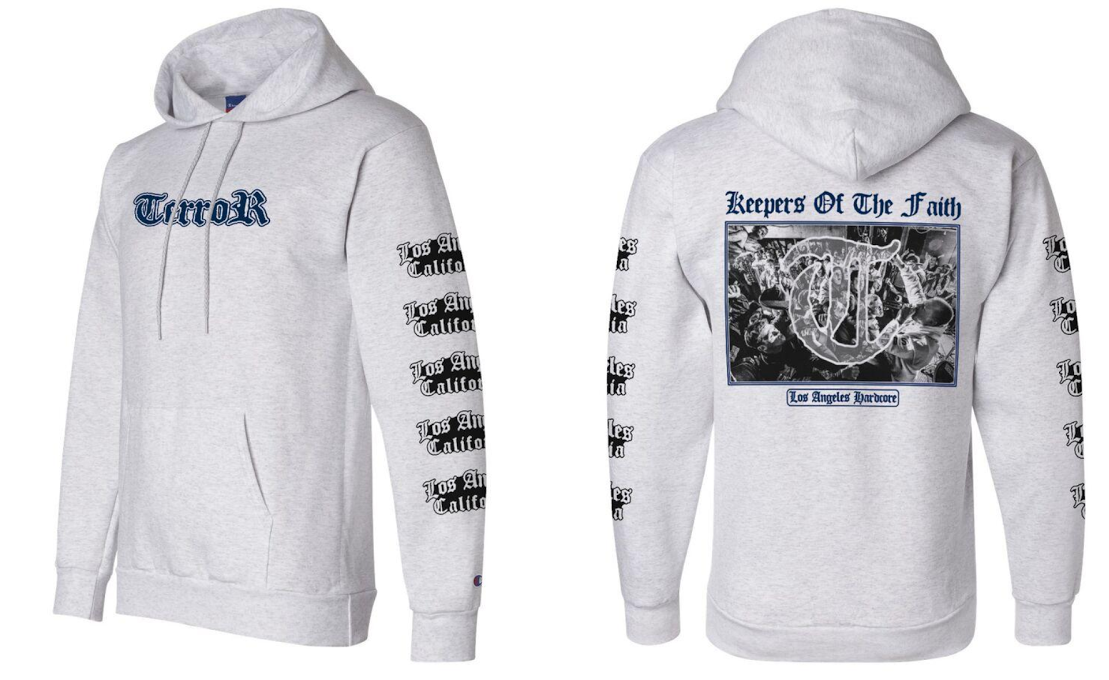 Terror - LAHC Hoodie - Merch Limited