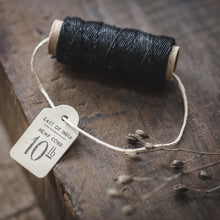 Load image into Gallery viewer, Natural Hemp Spool Twine 18m