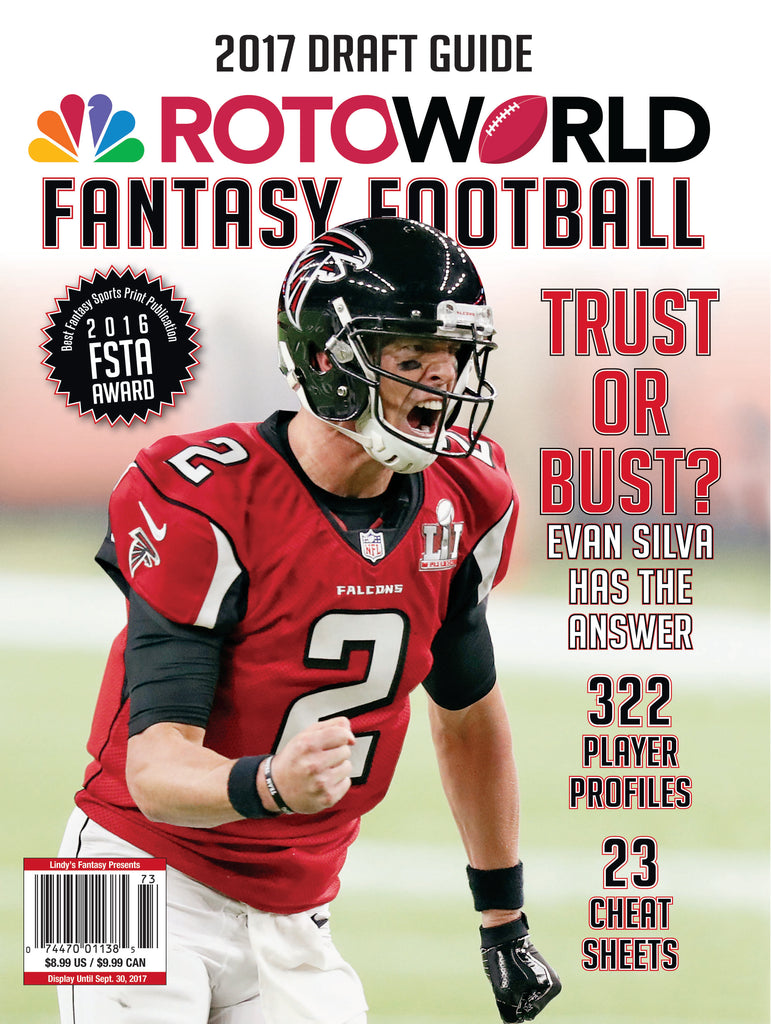 2017 Rotoworld Fantasy Football