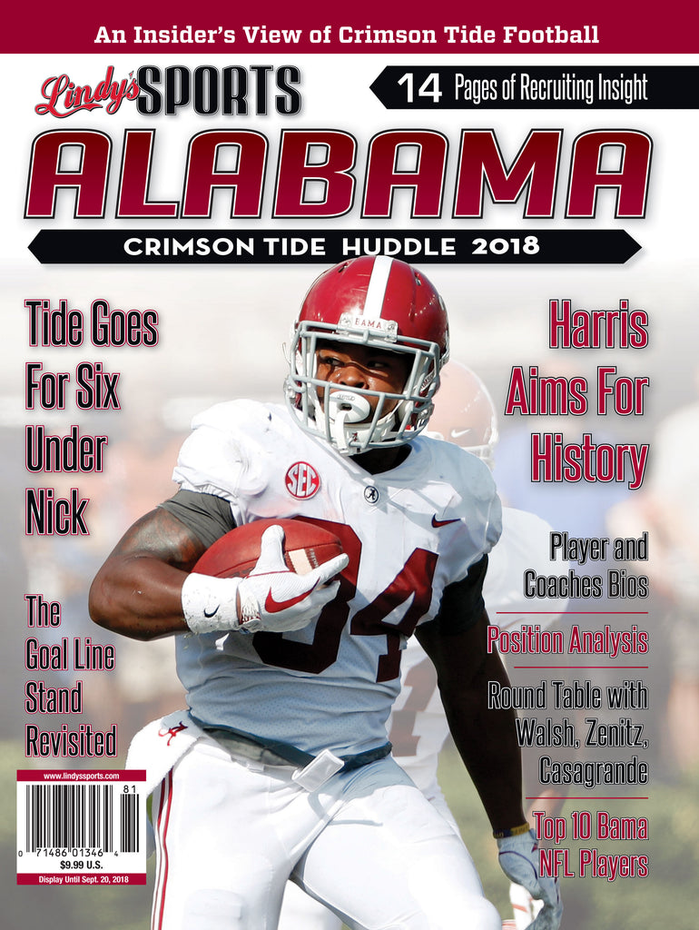 2018 Alabama in the Huddle