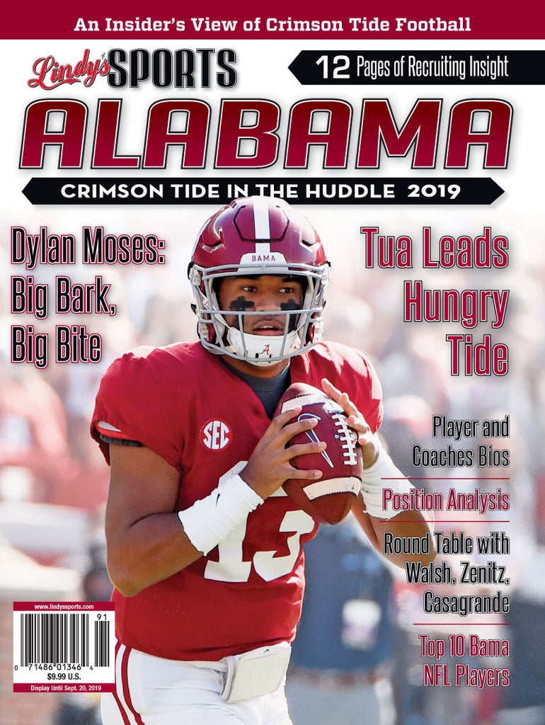 2019 Alabama in the Huddle