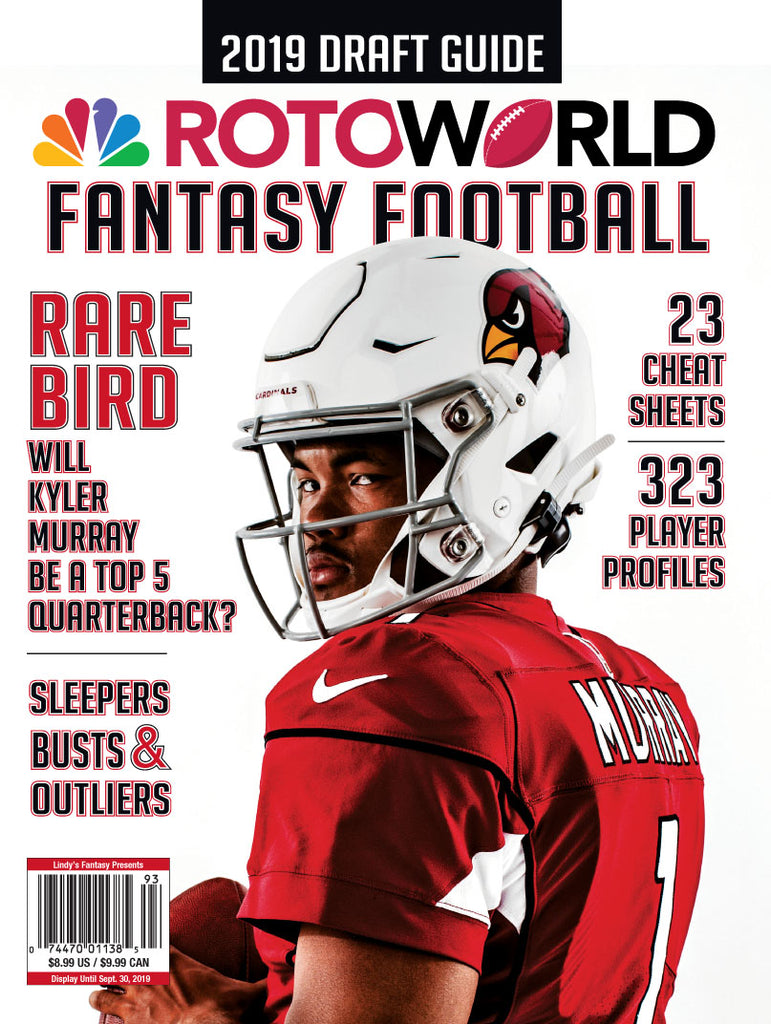 2019 Rotoworld Fantasy Football