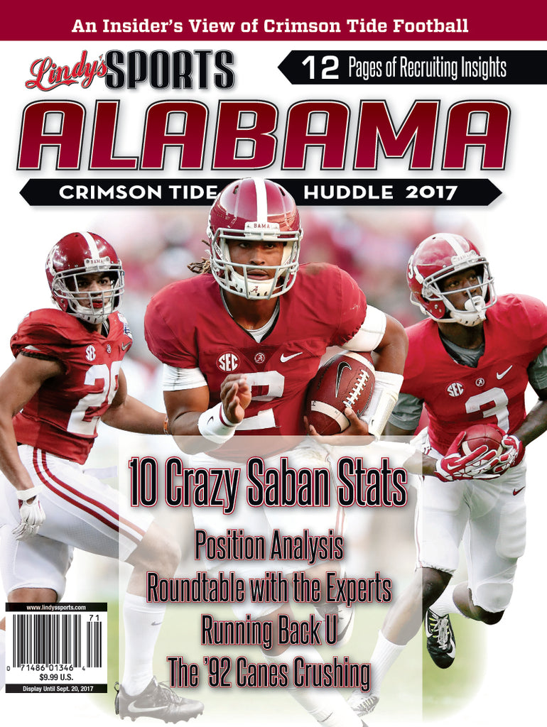 2017 Alabama in the Huddle