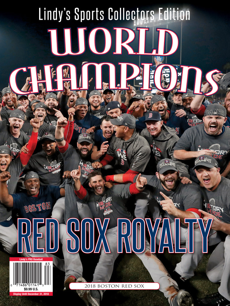 2018 Boston Red Sox World Champions