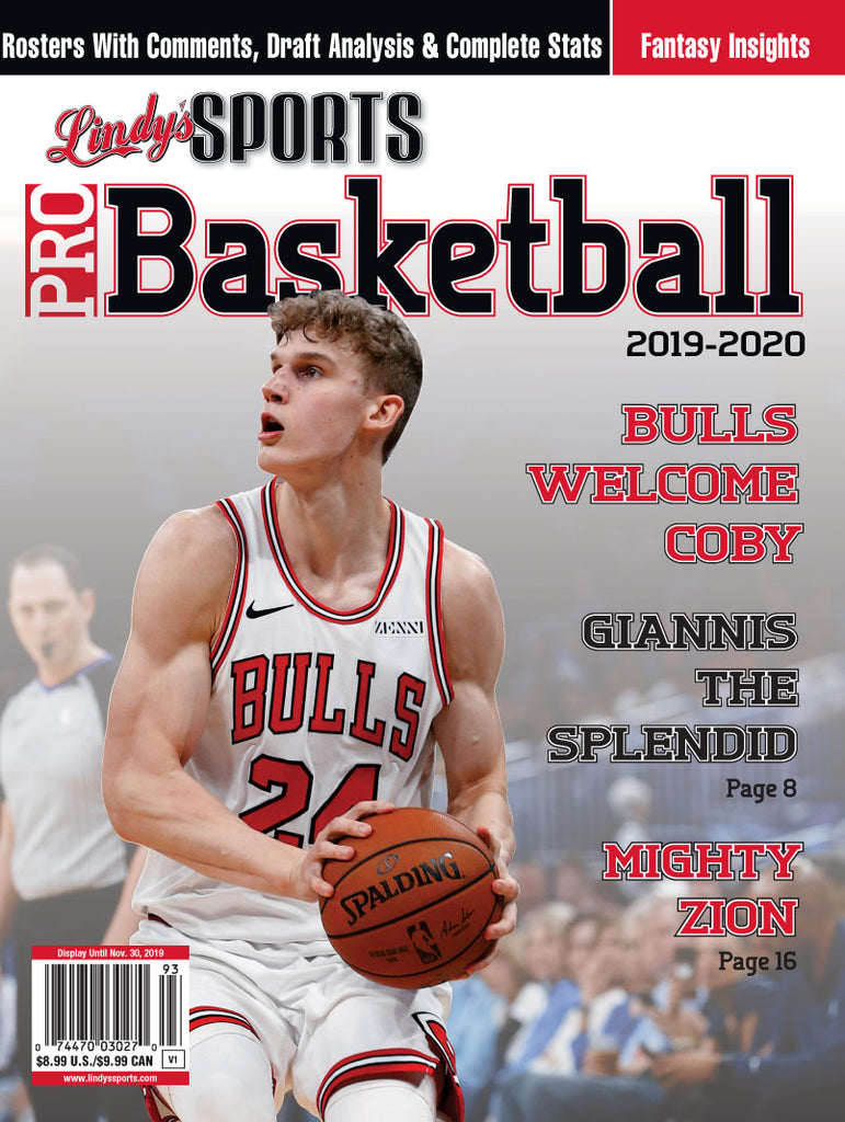 Pro Basketball/Chicago Bulls Cover