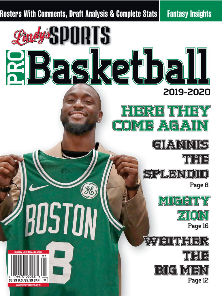 Pro Basketball/Boston Celtics Cover