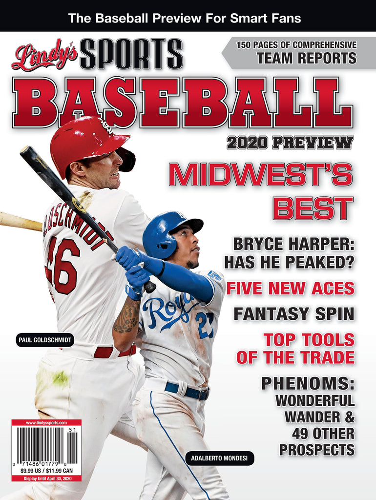 2020 Lindy's Baseball Preview